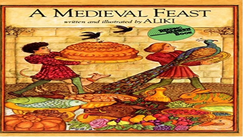 📚 A Medieval Feast Read Aloud Books For Children Bedtime Stories