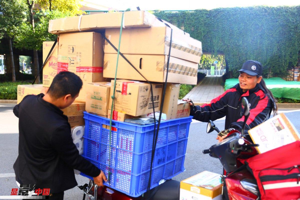Во всех административных китайских деревнях к 2022 году будут доступны услуги экспресс-доставки