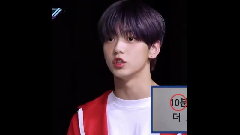 Yeonjuns baby