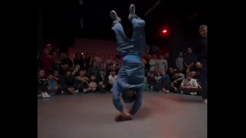 Bboy GROM OutStanding PDVL Spot Moscow