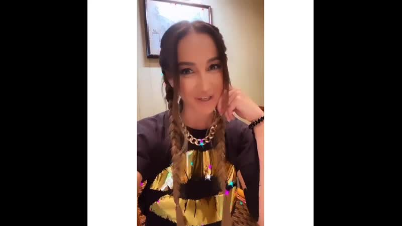 Ольга Бузова instagram истории 24 10 2020