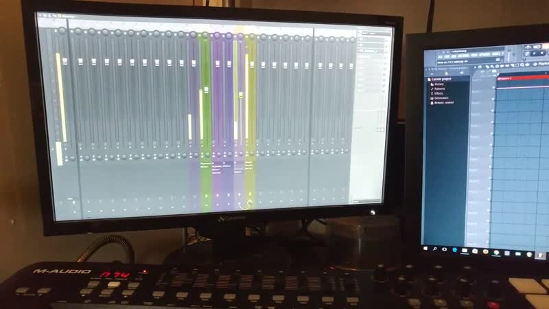 Mick Gordon inspired Doom instrument 2 0