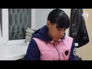 Видео допроса молодой мамы из Соль-Илецка, истязавшей своего шестимесячного сына.