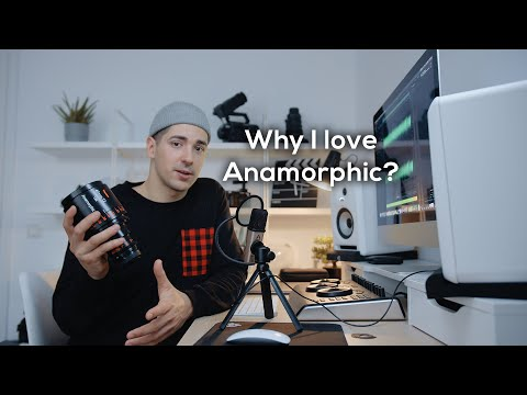 Why I love Anamorphic || Vazen 40 mm 1.8x review