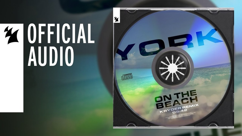 York - On The Beach (Kryder Remix)