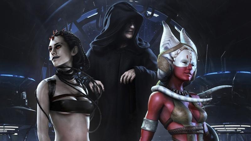 НЕИЗВЕСТНАЯ ЧАСТЬ Star Wars The Force Unleashed версия для psp ps2 wii это абсолютно ДРУГАЯ игра