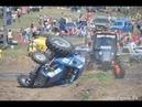 Переворот двух тракторов Бизон-Трек-Шоу 2013
