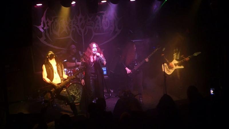 MORKESAGN Eternal Fall Live at Halloween 2019 Sign Of Samhain Volume Club Kyiv 02 11 2019