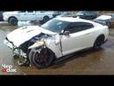 Как обманывают на автомобильных аукционах США! Подстава с Nissan GTR BMW M850 Maybach S600