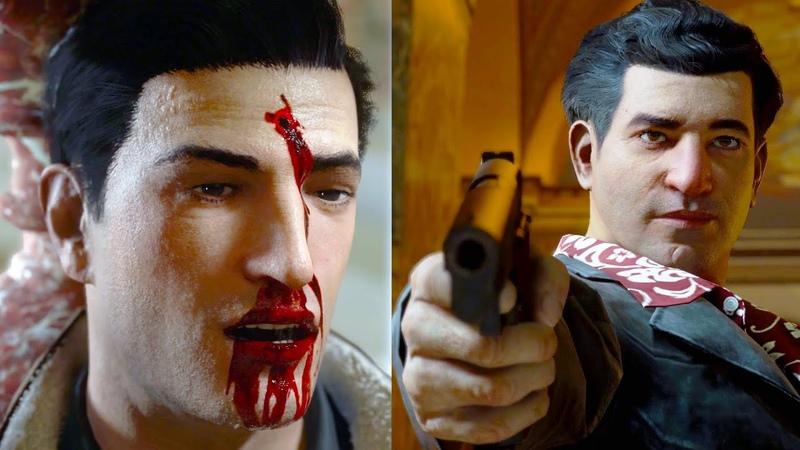 Joe Barbaro Kills Vito Scaletta (Mafia 2 Alternate Ending)
