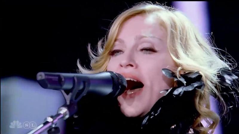 Madonna I love New York Confessions tour live vers