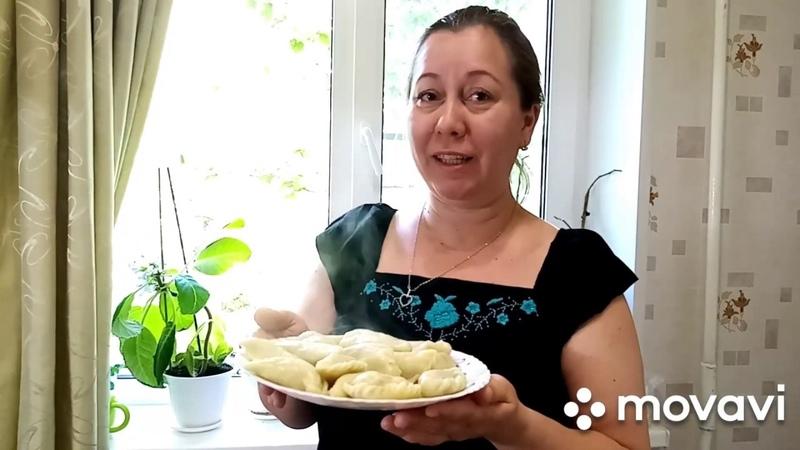Хуран кукли с зелёным луком и яйцом Рецепт приготовления чувашского национального блюда