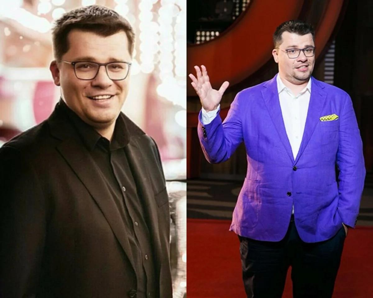 Гарик Харламов тоже решил заняться собой и похудел