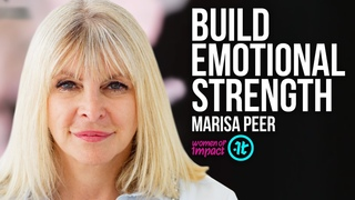 This Hypnotherapist Will Show You How to Take Control of Your Life |MarisaPeer on Women of Impact