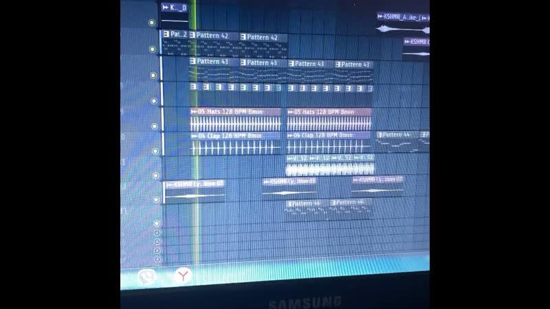 Eric Prydz Pjanoo Andrey Vertuga Reboot FL STUDIO demo