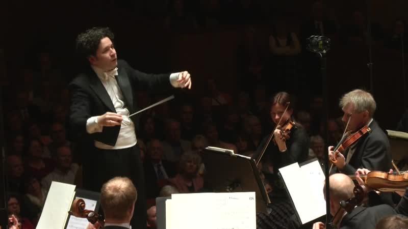 Pietro Mascagni Cavalleria Rusticana Intermezzo Goteborgs Symfoniker Gustavo Dudamel 2012