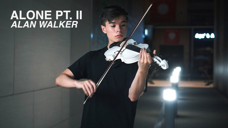 ALAN WALKER AVA MAX - ALONE PT. II VIOLIN COVER 2020
