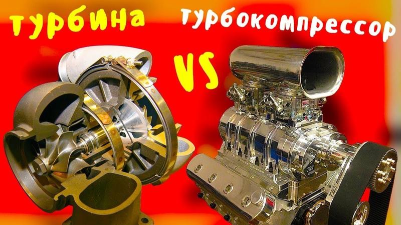 Чем отличается турбина от турбокомпрессора Зачем охлаждают турбину