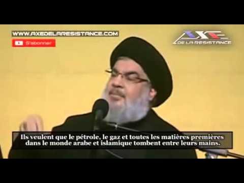 Algérie pour qui est toujours pas compris la situation actuelle (Hassan Nasrallah)