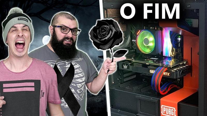 O FIM DOS COMPUTADORES GAMERS