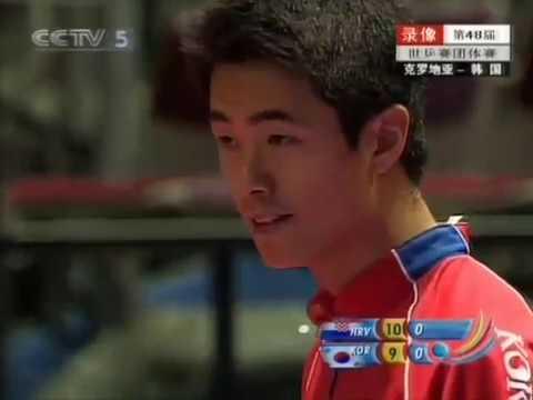 WTTC 2006 MT Joo Se Hyuk vs Zoran Primorac