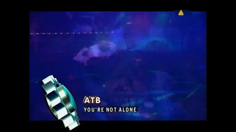 ATB - Youre Not Alone (LIVE @ VIVA CLUB ROTATION)