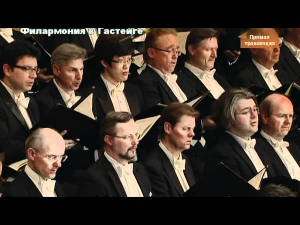 Mahler Symphony No 2 Finale by Jansons BRSO 2011