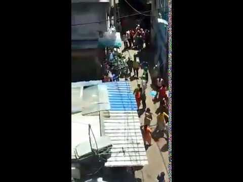 Ärzte und Gesundheitspersonal werden angegriffen und aus einem muslimischen Gebiet vertrieben