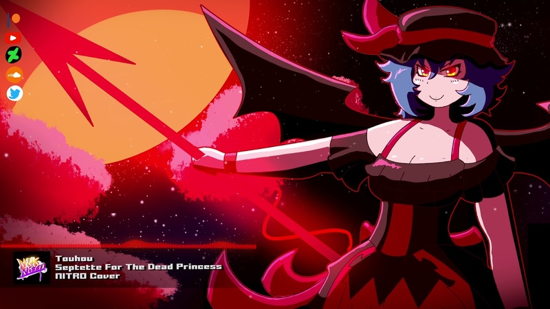 Touhou Septette For The Dead Princess Remilia Scarlet's Theme NITRO Cover