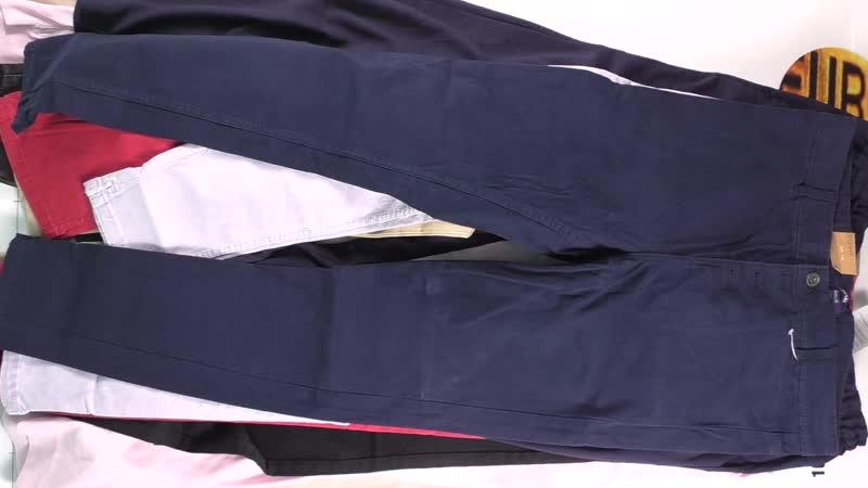 Бронь джинсы штаны сток 8 8 кг 22 шт 990 руб кг