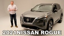 2021 Nissan Rogue: First Look (Up-Close Details)