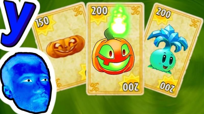 ПРоХоДиМеЦ в Бесконечных уровнях Сложного мира 842 Игра Растения против Зомби 2