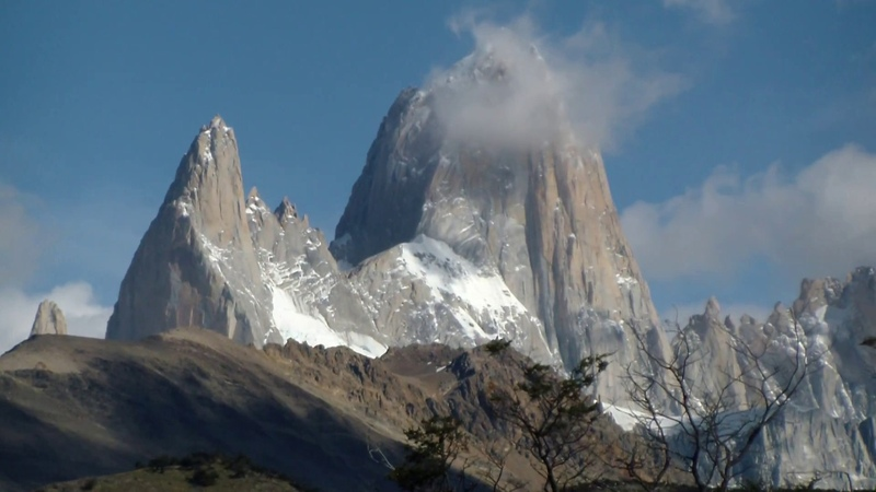 Эль Чальтен Патагонские Анды Аргентина El Chalten Patagonian Andes Argentina