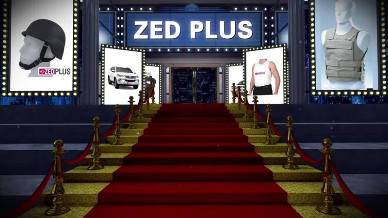 Zed Plus Cinema Ad