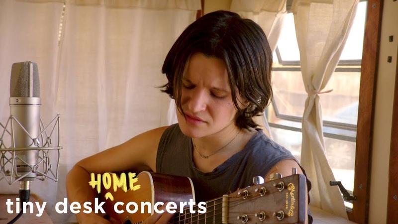 Adrianne Lenker Tiny Desk Home Concert