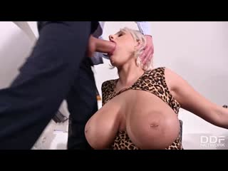 [DDFNetwork] Angel Wicky - Cum Loving Titty Fucking Temptress NewPorn2020 - порно/секс/домашнее