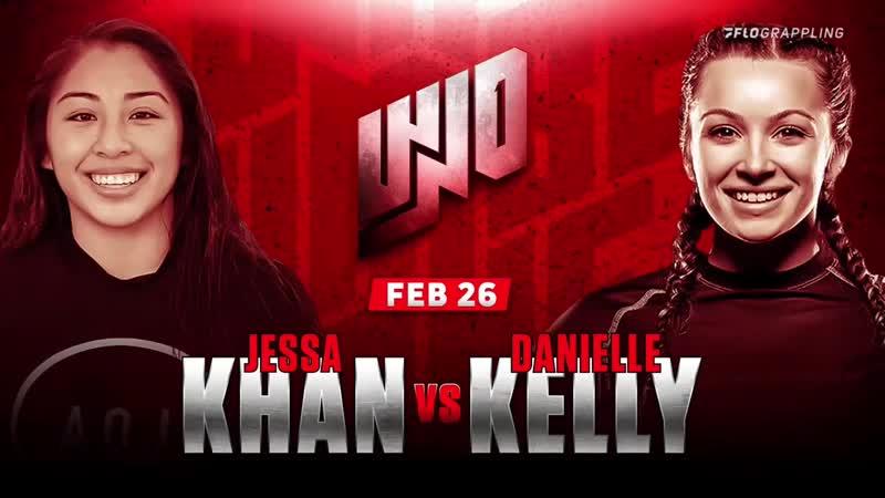 WNO Jessa Khan vs Danielle Kelly