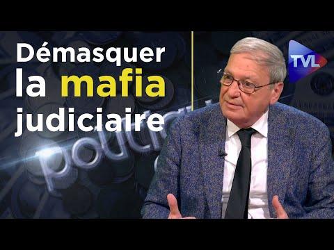 Démasquer la mafia judiciaire - Politique Eco n°241 avec Ernest Pardo