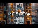 Moscow Russia Aerial Drone 5K ⁄⁄ Москва Россия Аэросъемка