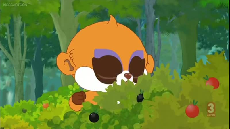 YooHoo Friends Episode 25 Mole Berries