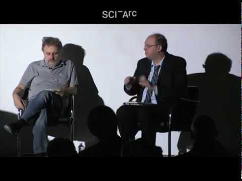 Slavoj Žižek and Graham Harman in conversation moderated by Anna Neimark March 1 2017