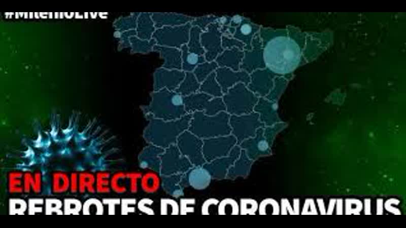 Rebrotes de coronavirus Especial MilenioLive Programa T2x42 25 06 2020