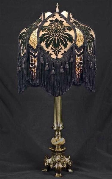 Величие и сила ламп в Викторианском стиле