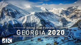 【4K】Drone RAW Footage   This is GEORGIA 2020   Tbilisi   Batumi and More   UltraHD Stock Video