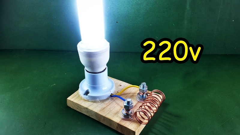 New Free Energy Electric Using By Copper With Magnet