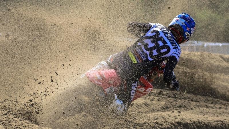 Glenn Coldenhoff International Race Axel