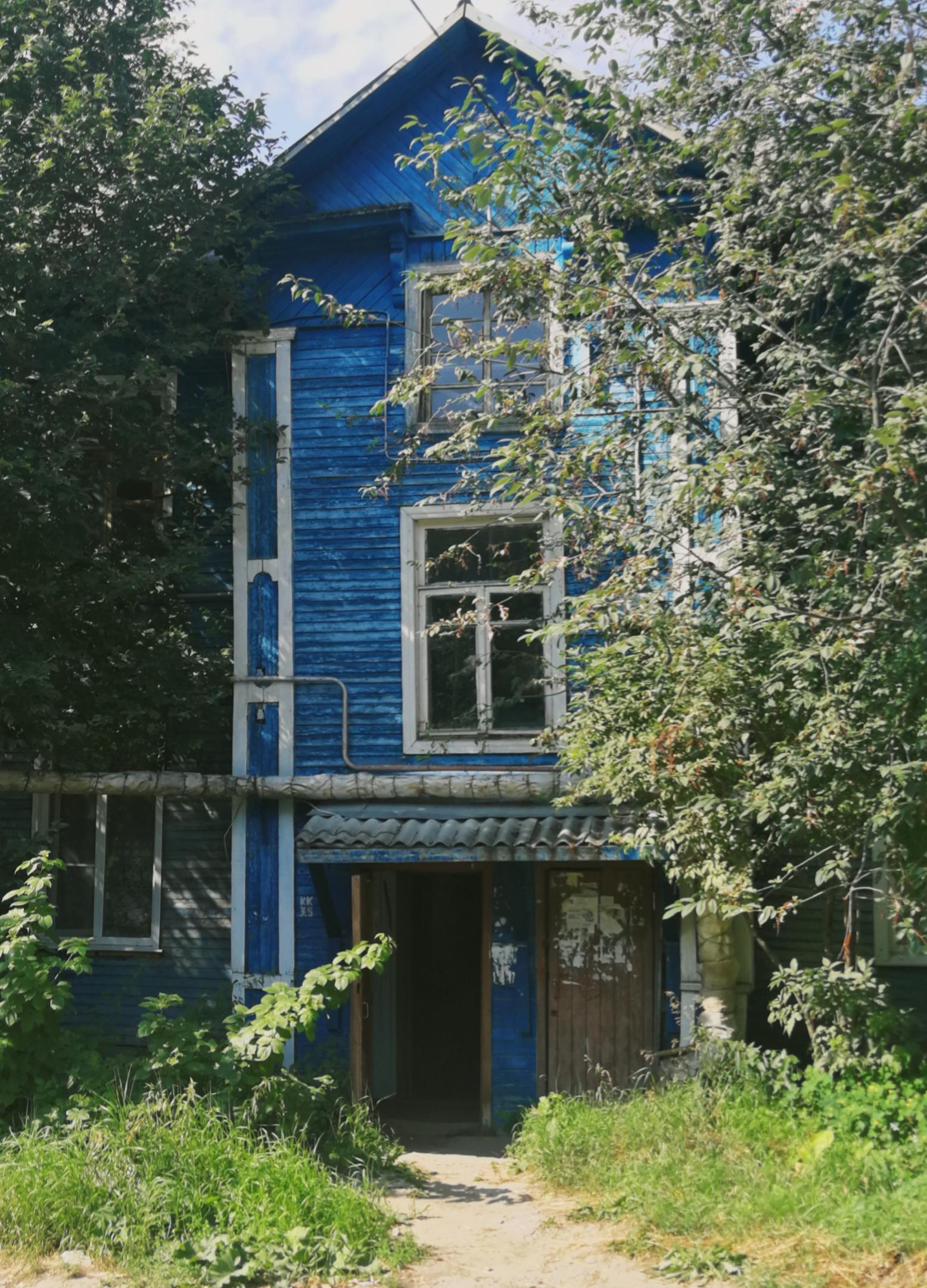 Сыктывкарский романтизм - Фото