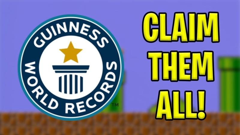 Guinness is Falsely Copyright Claiming Hundreds of Speedrunning Videos