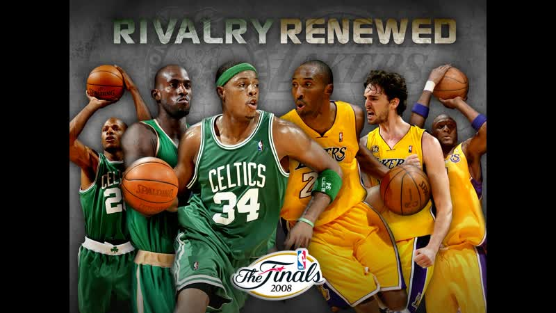 История 36. NBA Finals 2008. Los Angeles Lakers vs Boston Celtics (2-3). Game 6