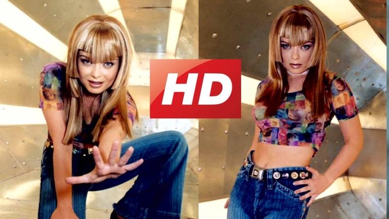 HD Наташа Королева Чуть - чуть не считается (клип) 2000 г.